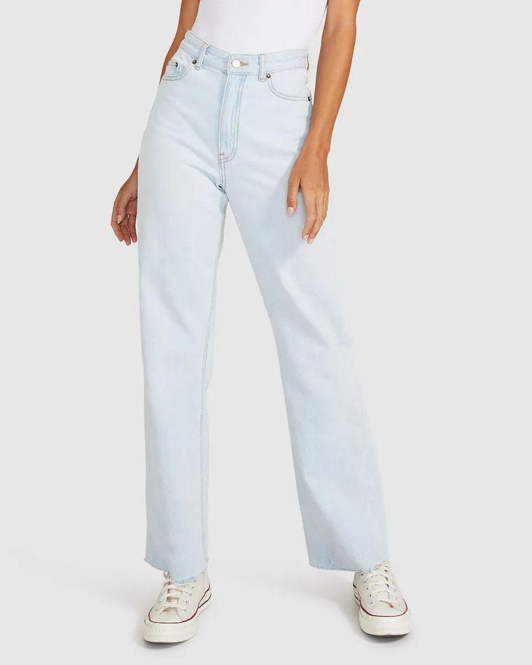 mezclilla jeans claros