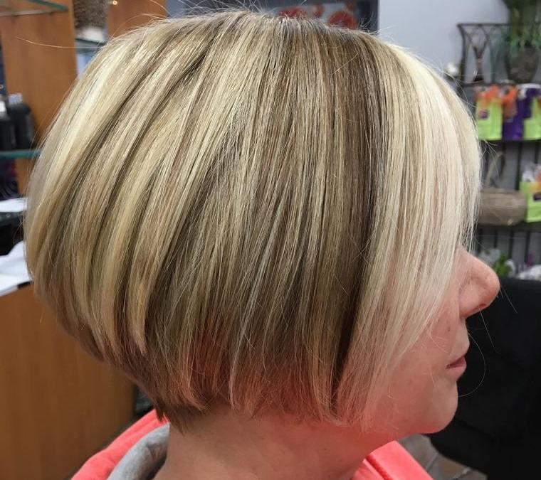 peinados modernos cabello liso