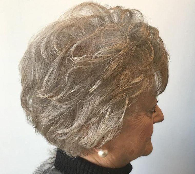 peinados modernos con volumen