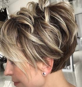 peinados modernos mujeres mayores de 50