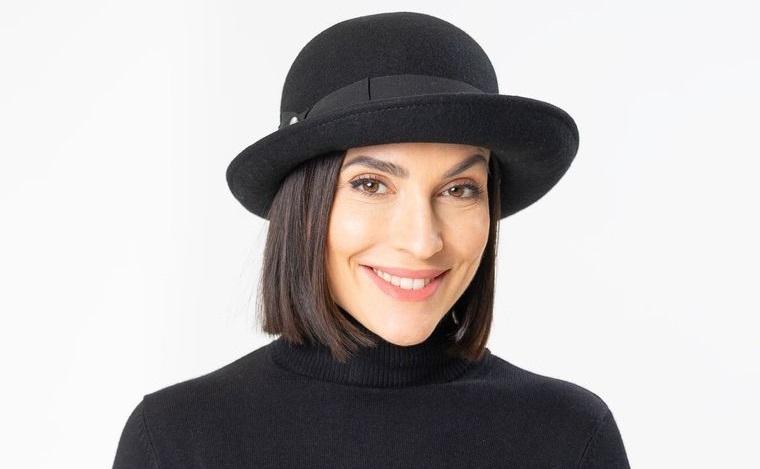 sombreros de mujer bombin