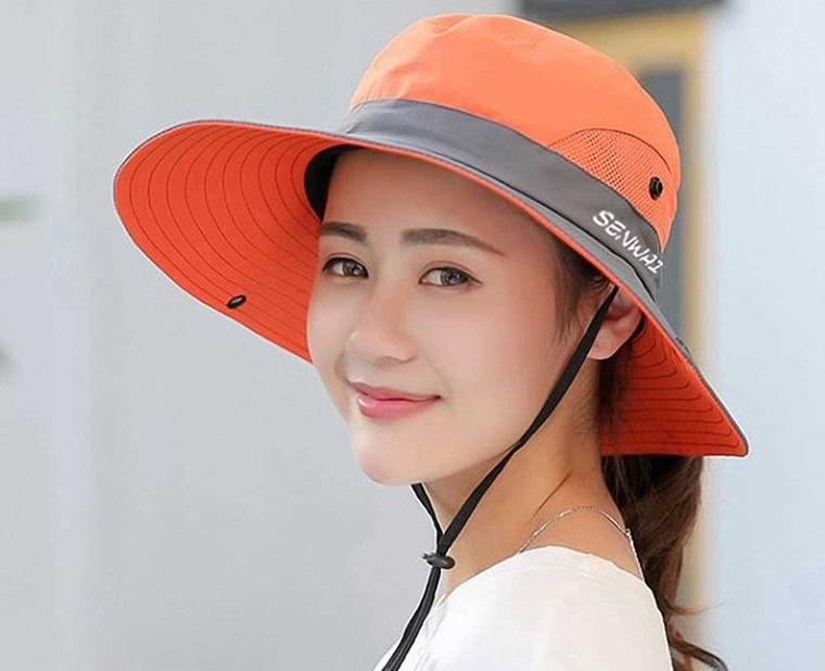 sombreros de mujer boonie