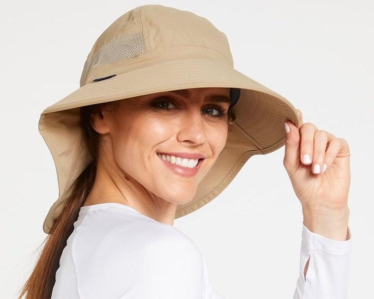 sombreros de mujer en verano