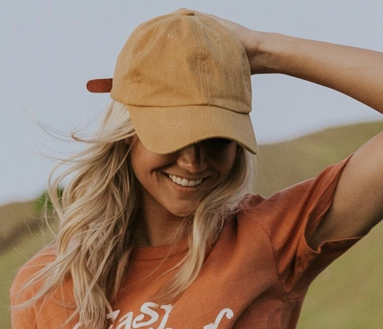 sombreros de mujer gorra beisbol