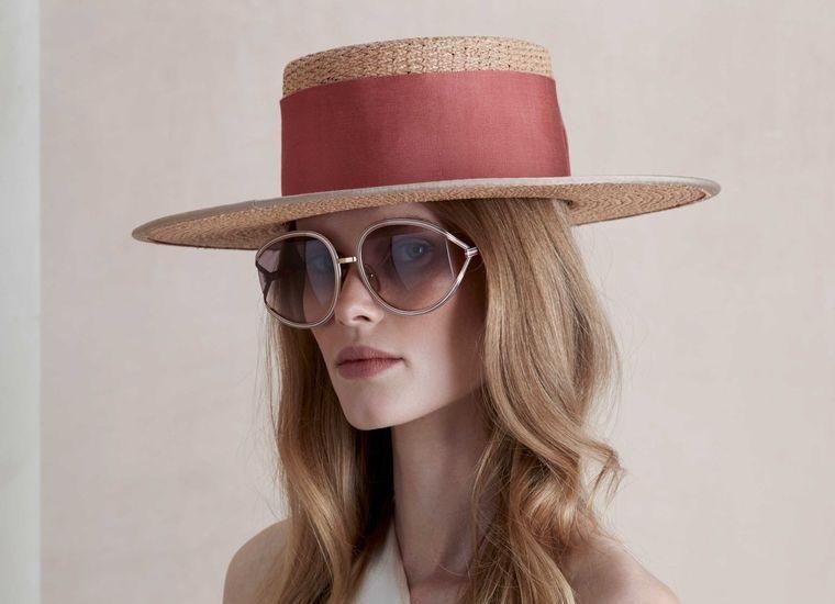sombreros de mujer navegante
