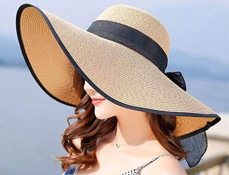 sombreros de mujer para el sol