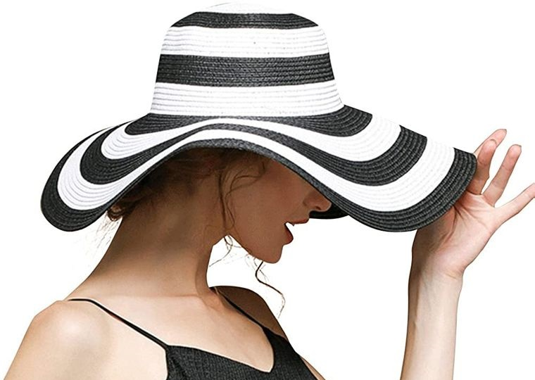 sombreros de mujer para verano