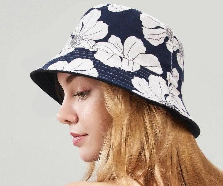 sombreros de mujer pescador