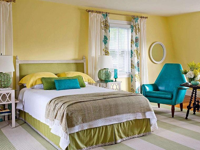dormitorio-diseno-amarillo-estilo