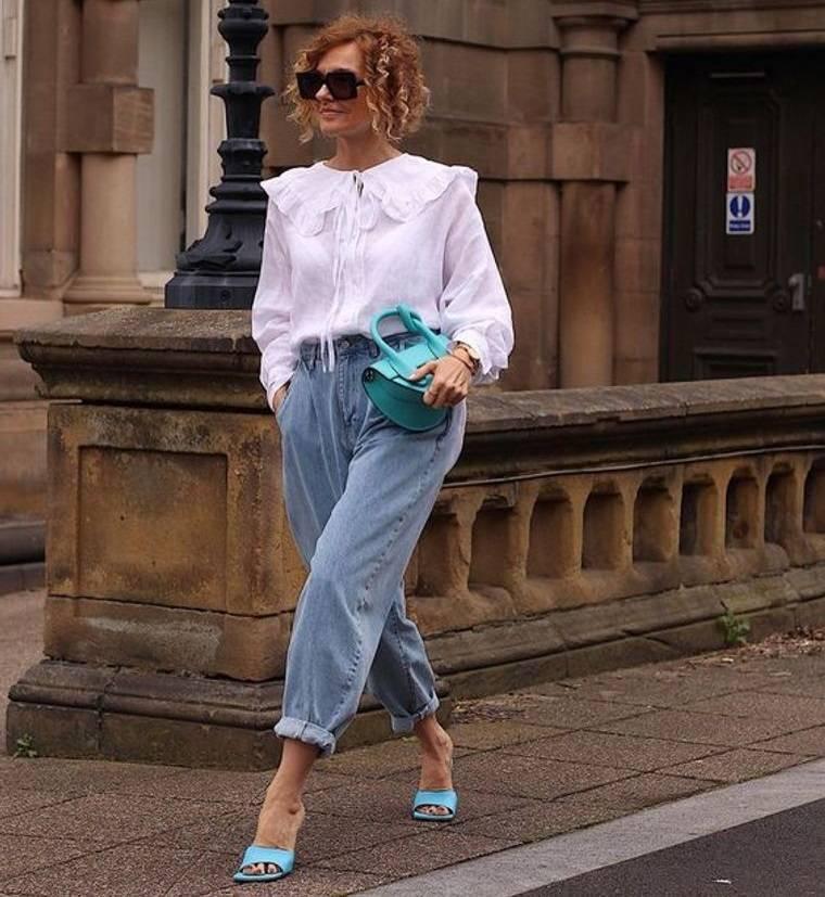 vestimenta casual para mujeres mayores