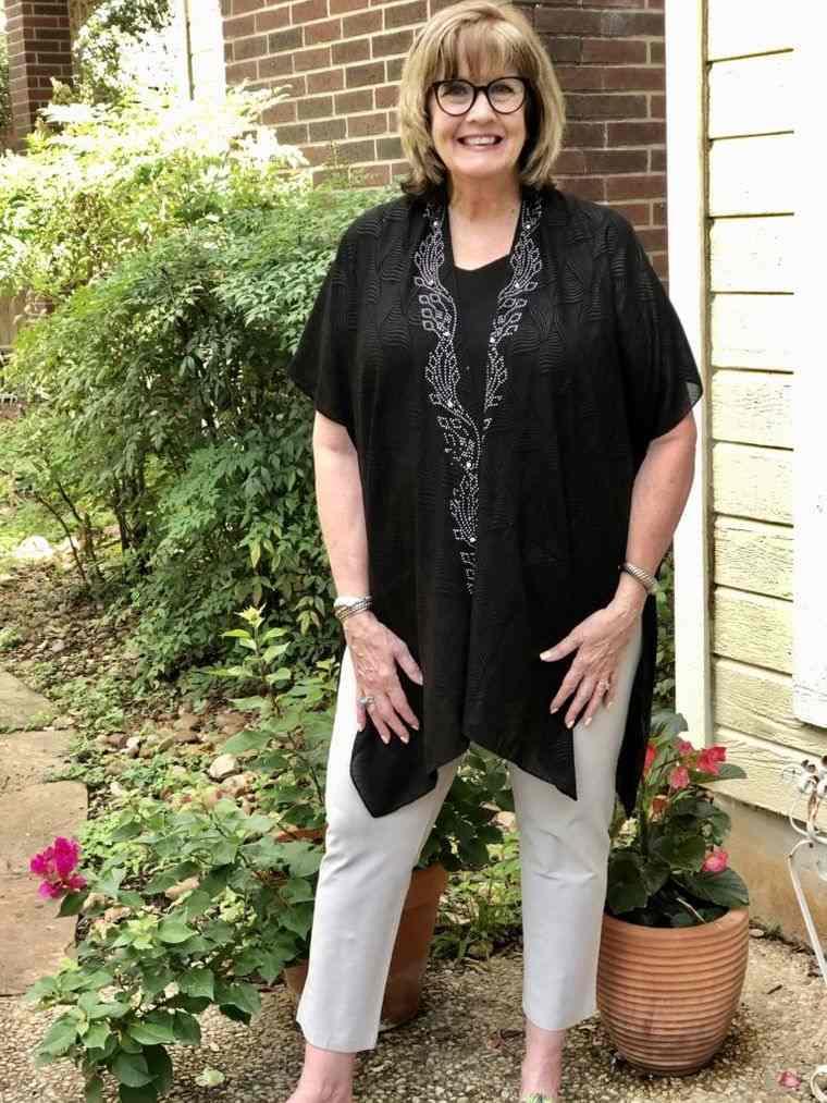 vestimenta diaria bluson negro