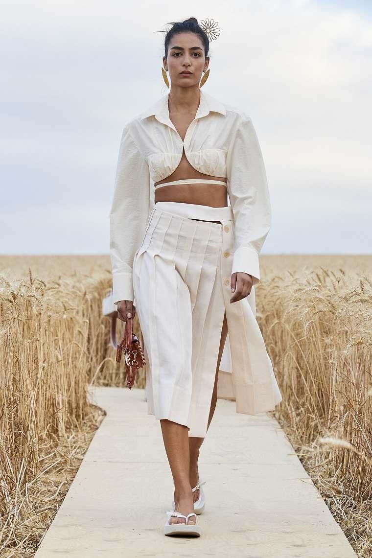 ropa de moda de mujer 2021-Jacquemus