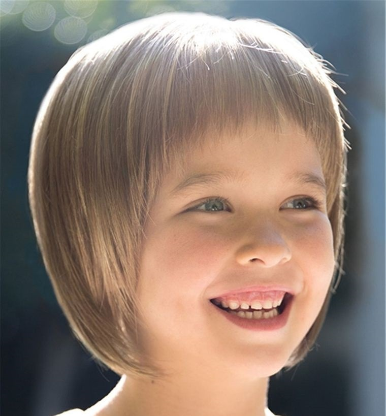 cortes de pelo de niña modernos comodos