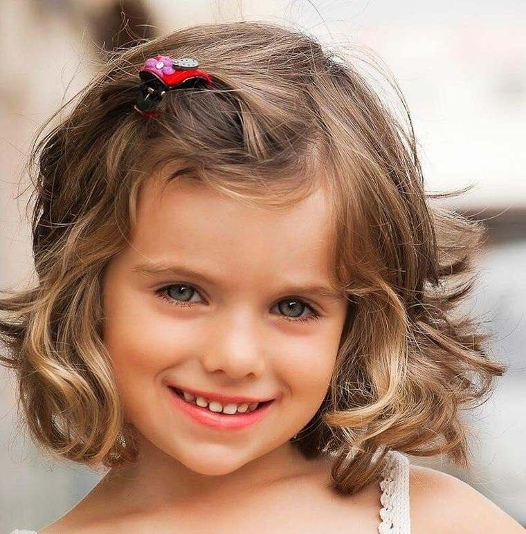 cortes de pelo de niña modernos practicos
