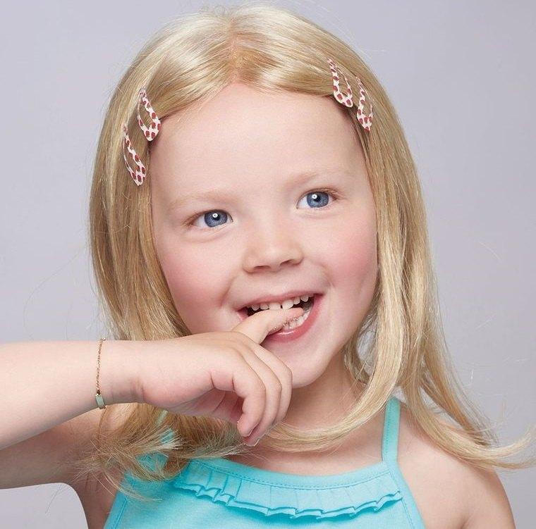 cortes de pelo de niña modernos recto
