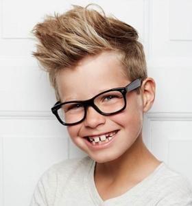 cortes-de-pelo-para-niños-2021-Pompadour