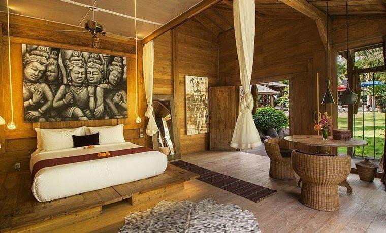 decoración balinesa hogar