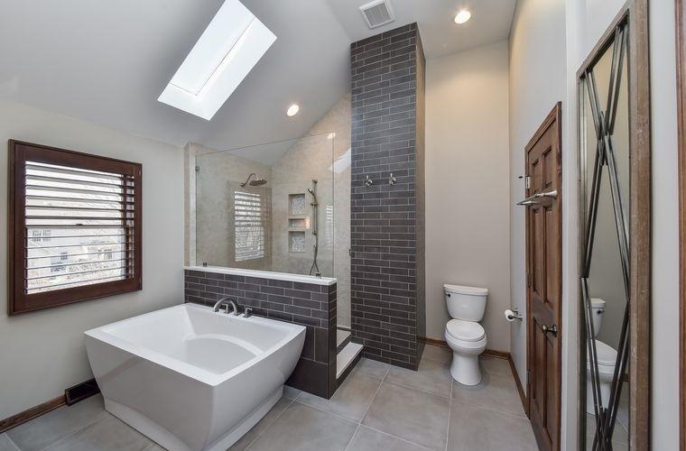decoración de interiores baño 2021