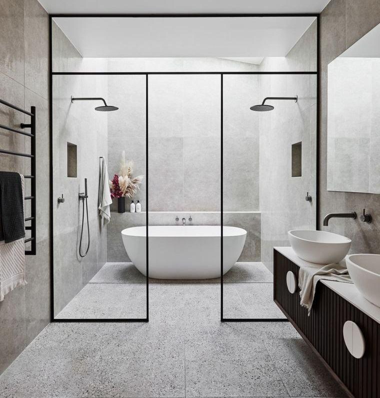 decoración de interiores baño