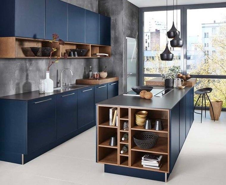 decoración de interiores cocina almacenamiento