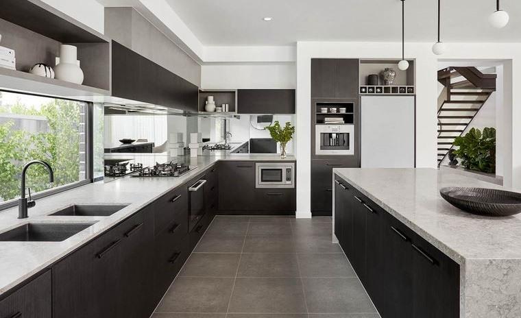 decoración de interiores cocina diseño