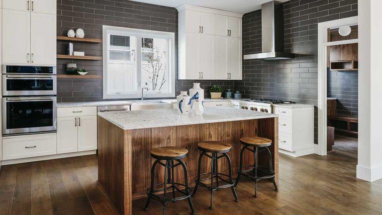 decoración de interiores cocina original