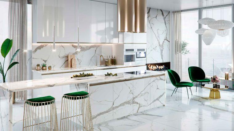 decoración de interiores cocina