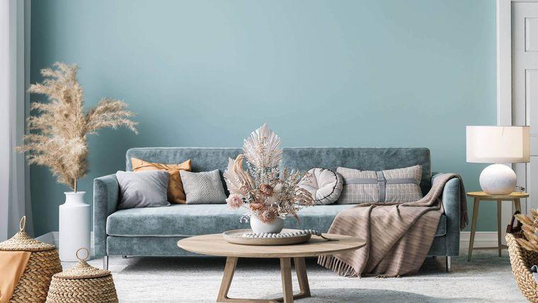 decoración de interiores colores