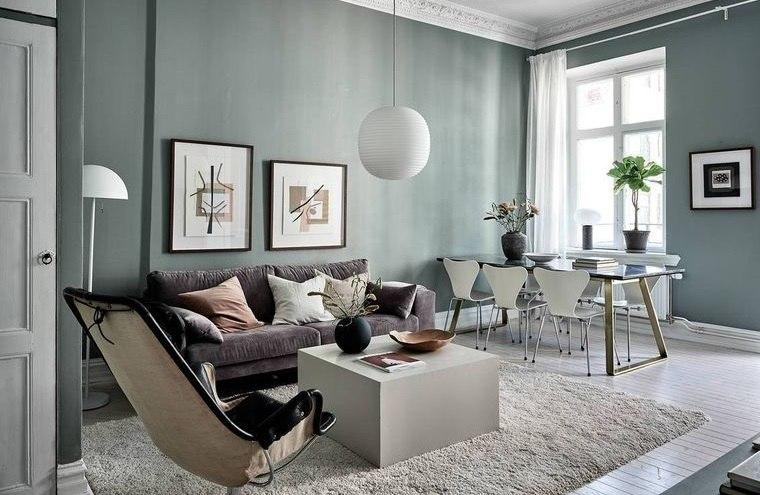 decoración de interiores estilo escandinavo