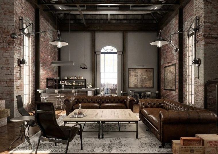 decoración de interiores industria