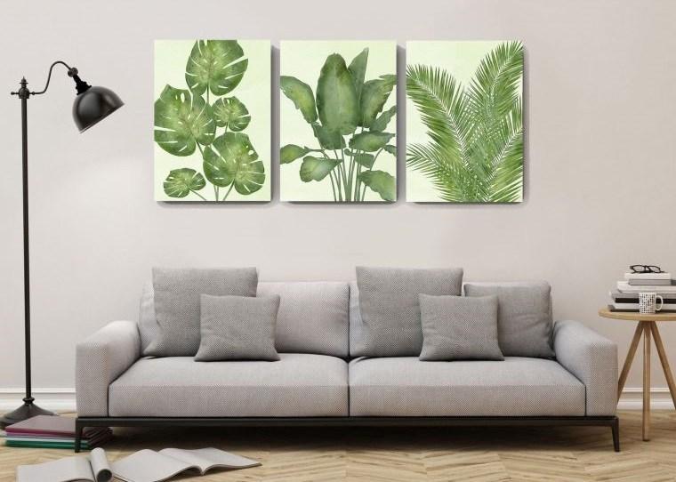 decoración natural detalles botanios