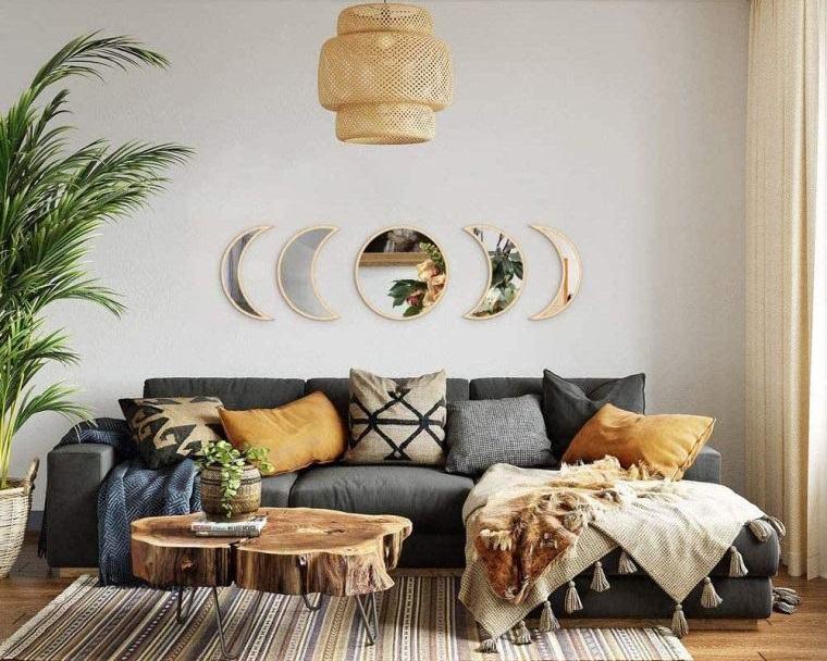 decoración natural tendencia