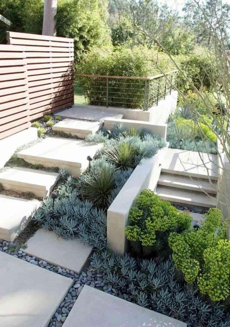 jardin-seco-contemporaneo-diseno-escaleras