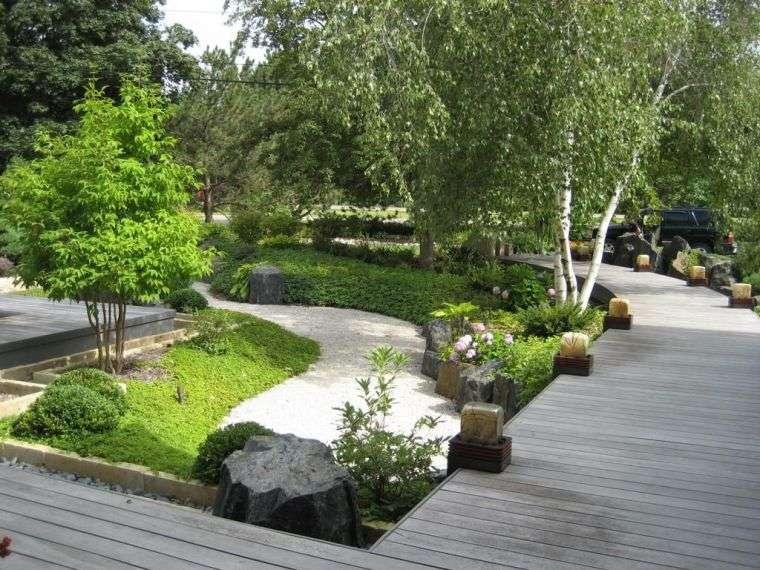 Jardín seco-contemporaneo-diseno-madera