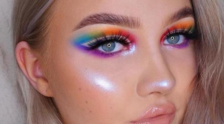 maquillaje bloqueo de color