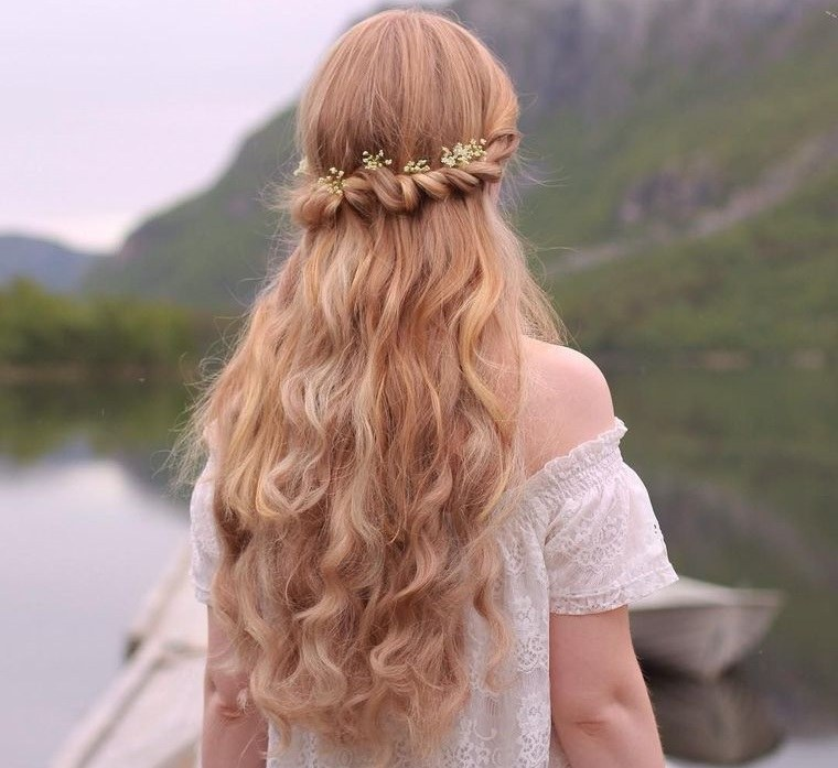 peinados para verano aurora