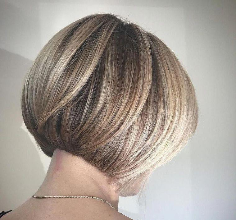 peinados para verano bob