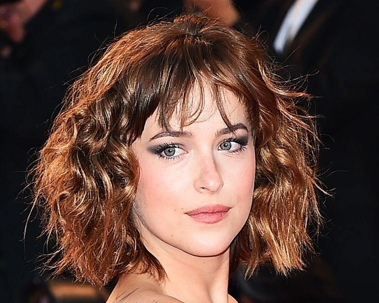 peinados para verano flequillo casual