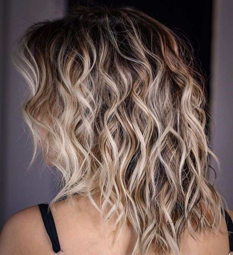 peinados para verano ondas playeras