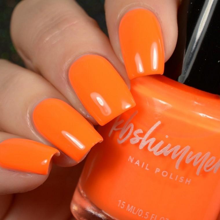 unas-para-verano-2021-naranja-ideas