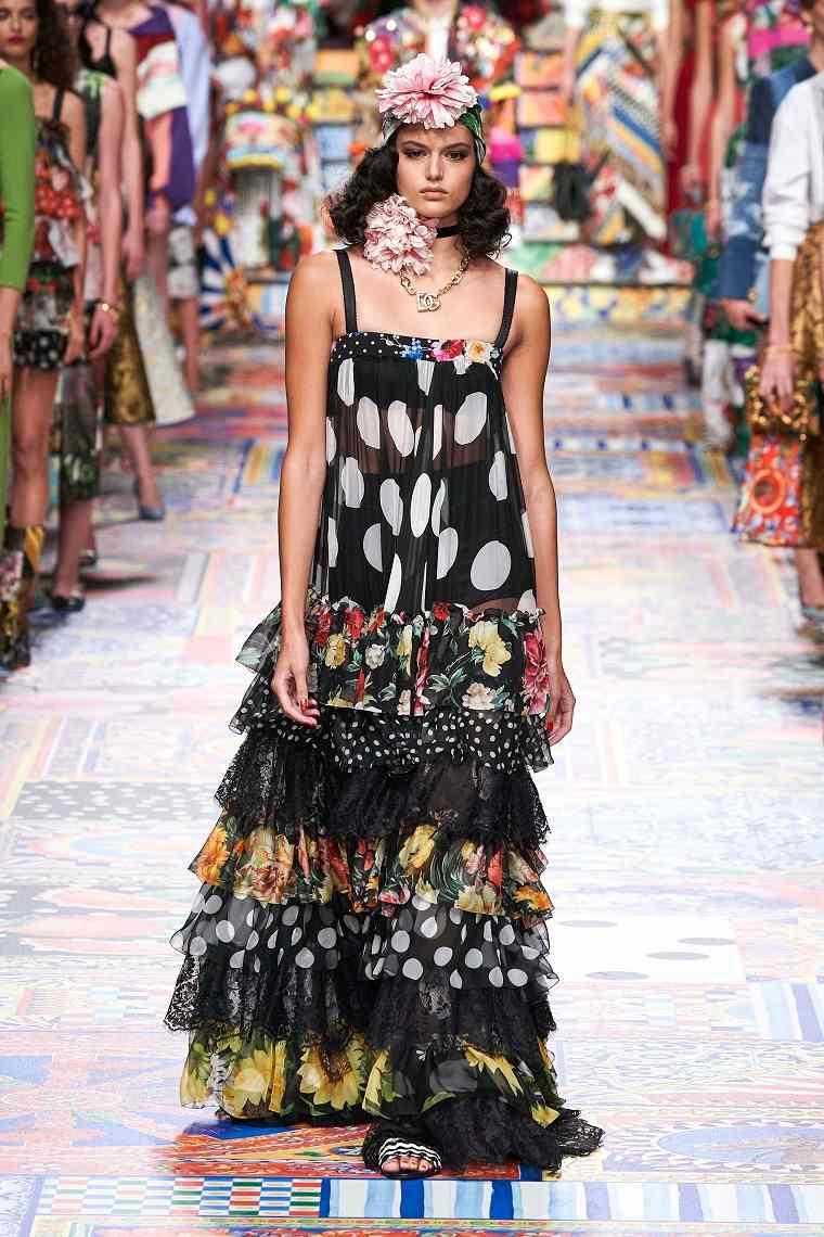 vestido-largo-diseno-Dolce-Gabbana-ideas