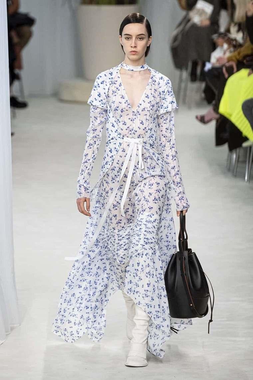 Vestidos primavera verano 2021-blanco