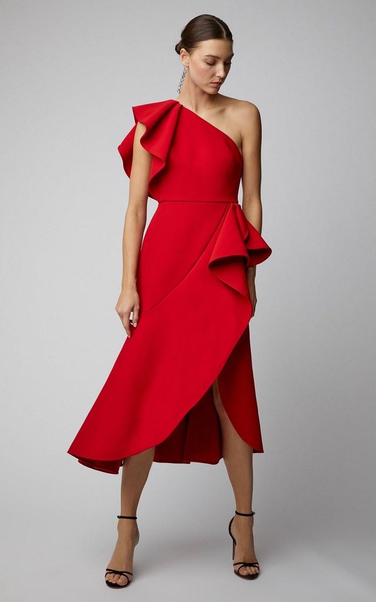 vestidos-primavera-verano-2021-rojo