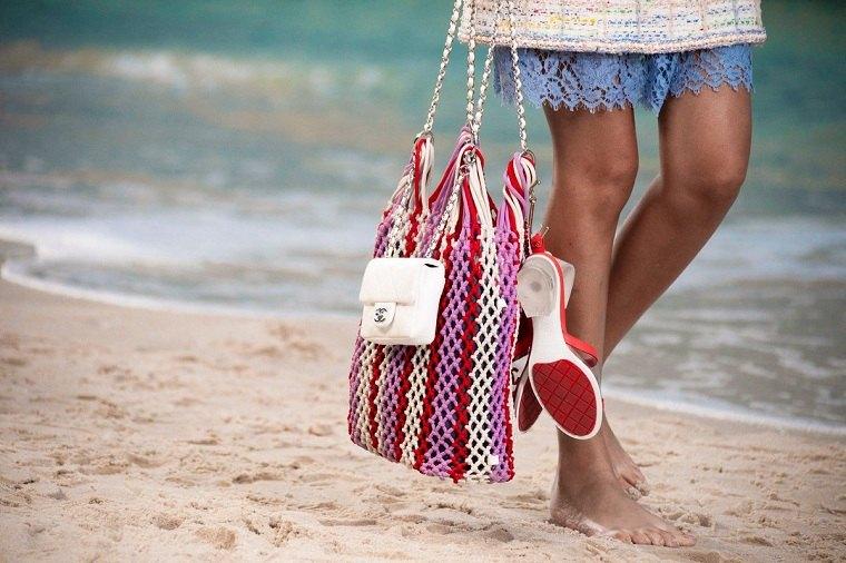 Bolsos de playa-2021-chanel-ideas