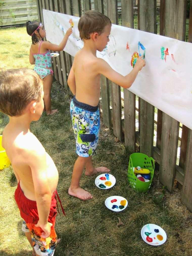 Ideas-para-cumpleanos-infantiles-en-verano-juegos