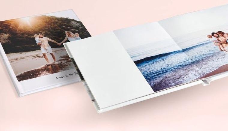álbum de fotos digital