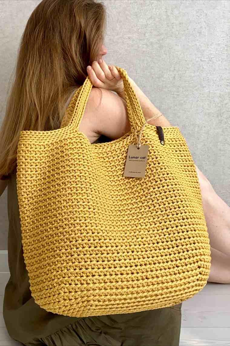 bolso-amarillo-tejido-ideas