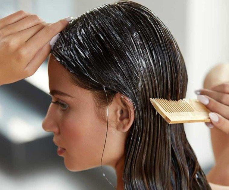 cuidado del cabello verano usar mascarillas