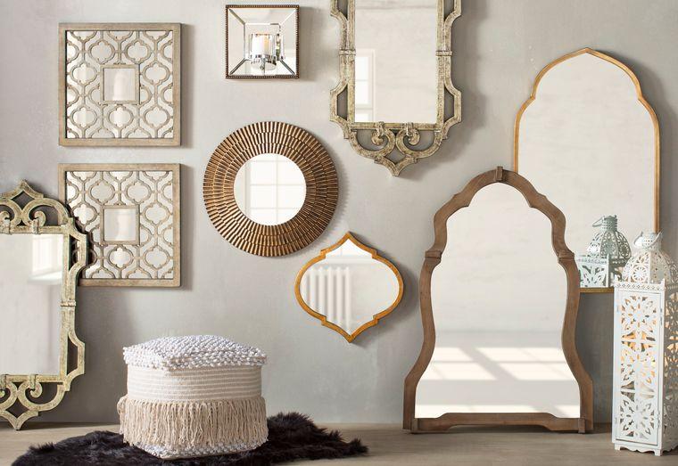 decoración con espejos ideas originales