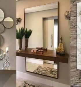 decoración con espejos para crear espacios sofisticados
